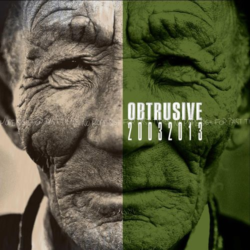 Obtrusive ‎– 20032013 LP
