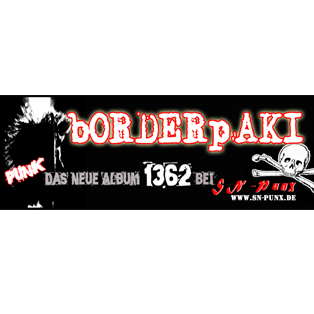 borderpaki Sticker
