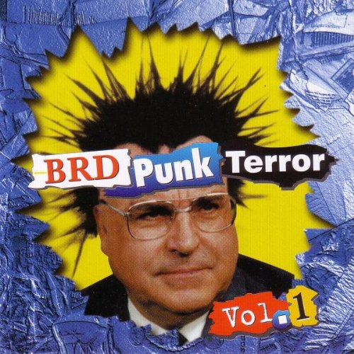 BRD Punk Terror 1 CD