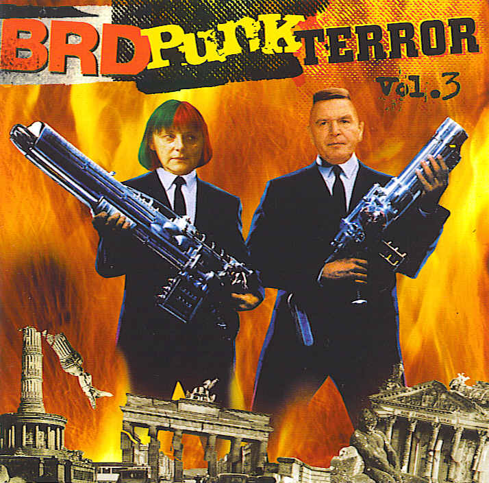 BRD Punk Terror 3 CD