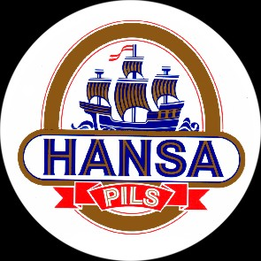 Hansa Pils Button