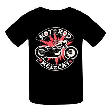 Hot Rod Hellcat (Kids T-Shirt)