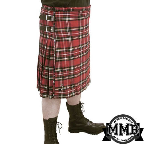 Boots & Braces SCOTTISH KILT