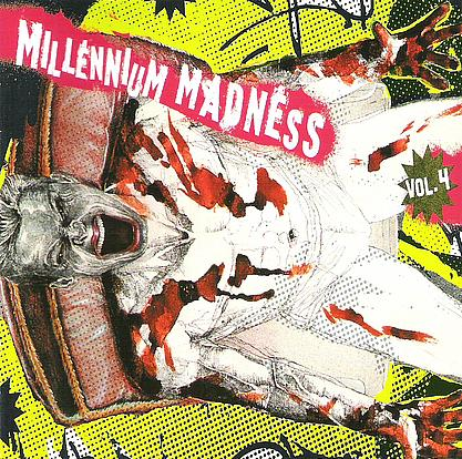 Millenium Madness Vol. 4 CD 4fach Box-Set