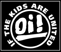 Oi! If the kids are united Patch