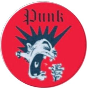 Punk rot (Button)