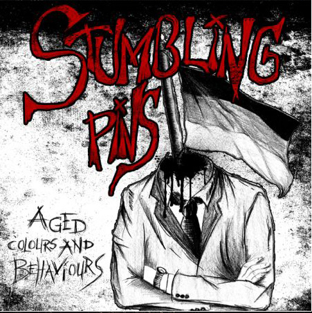 Stumbling Pins - Aged Colours And Behaviours CD