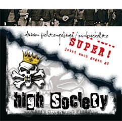 Division Fichtengebirge / High Society Split CD